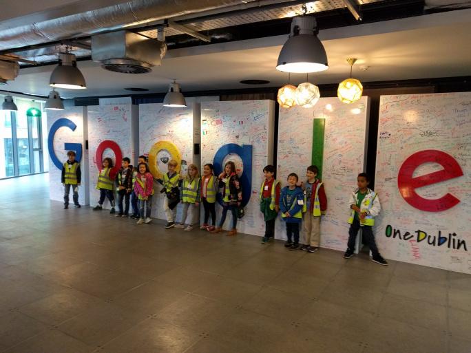 Google Headquarters, Dublin