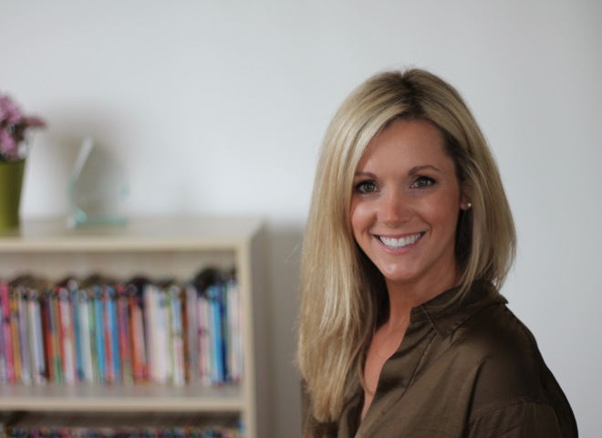Cristen Schwab, Head of School, International School of Dublin