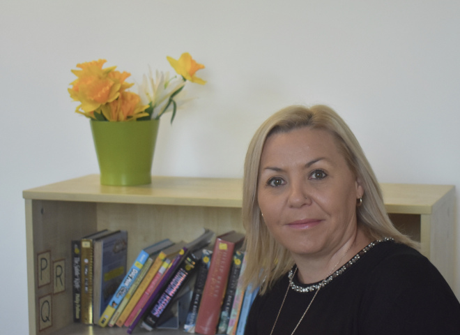Louise Kearns, Office Administrator, International School of Dublin