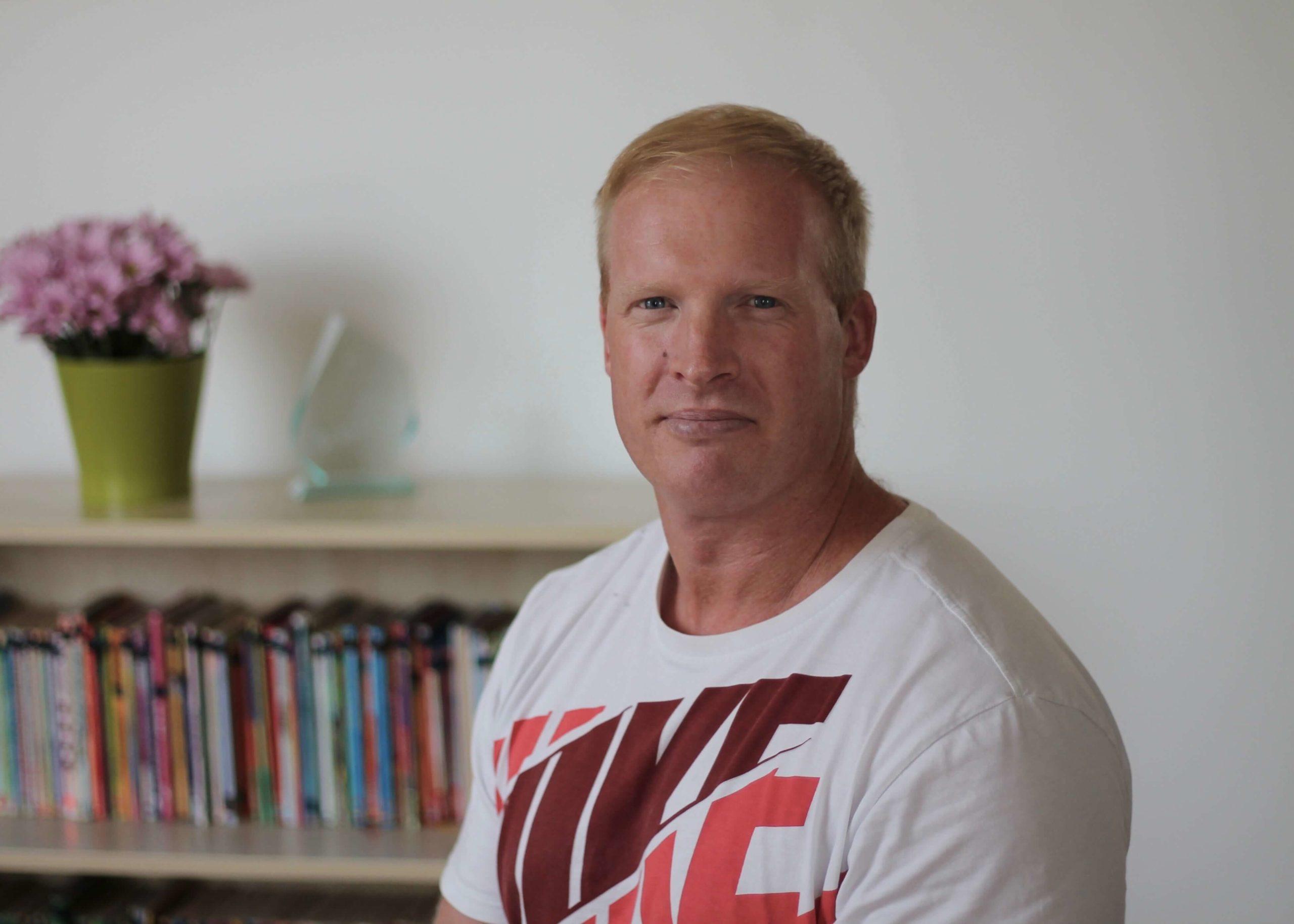 Philip Reid - P.E. Teacher